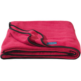 Cocoon Fleece Blanket raspberry